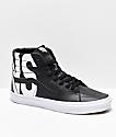 Vans Sk8-Hi Classic Tumble zapatos negros