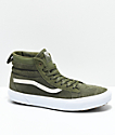 Vans Sk8-Hi MTE Moss & Military Green Shoes
