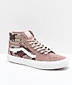 Vans Sk8-Hi Pro Desert Camo zapatos de skate