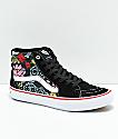 Vans Sk8-Hi Pro Lizzie zapatos de skate florales