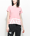 Vans Skimmer Blossom Pink T-Shirt