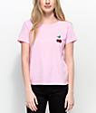 Vans Skimmer Cherry Pink T-Shirt