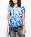 Vans Skimmer OTW Blue Tie Dye T-Shirt