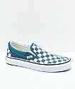 Vans Slip-On Corsair zapatos de skate a cuadros