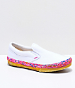 Vans Slip-On Platform Donut Skate Shoes