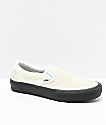 Vans Slip-On Pro Classic zapatos de skate en blanco y negro