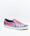 Vans Slip On Tie Dye Skate Shoes