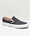 Vans Slip-On Vansbuck Asphalt Skate Shoes