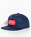 Vans Stiner Dress Blue Snapback Hat