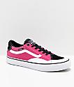 Vans TNT ADV Prototype zapatos de skate en rosa, negro y blanco