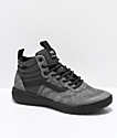 Vans UltraRange Hi Peat Black Shoes