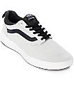 Vans UltraRange Pro zapatos de skate de ante en negro y blanco