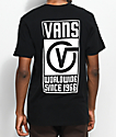 Vans Worldwide Black T-Shirt