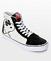 Vans X Peanuts SK8-Hi Joe Cool zapatos de skate