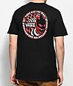 Vans X Spitfire Black T-Shirt