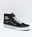 Vans x Cult Sk8-Hi Pro Black, Grey & White Skate Shoes