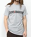 Vans x Independent Check camiseta gris