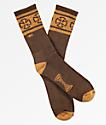 Vans x Independent II Brown Crew Socks