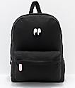 Vans x Lazy Oaf Eyeball Black Backpack
