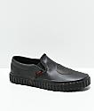 Vans x Marvel Slip-On Black Widow zapatos de skate