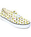Vans x Peanuts Authentic Woodstock Skate Shoes