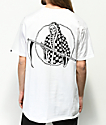 Vans x Sketchy Tank Creep Up White T-Shirt