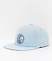 Vans x Spitfire Baby Blue Snapback Hat