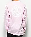 Vans x Spitfire II Pink Long Sleeve T-Shirt