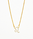 Vesso Leo Gold Women's Necklace