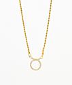 Vesso Taurus Gold Women's Necklace