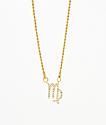 Vesso Virgo Gold Women's Necklace