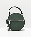 Violet Ray Evergreen Purse