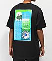 Vitriol Energy camiseta negra