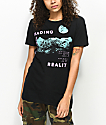 Vitriol Fading Reality camiseta negra