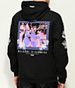 Vitriol Welcome To Paradise Black Hoodie