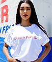 Viva La Bonita Allergic To Pendejadas White T-Shirt
