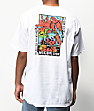 Volcom Beach Cheers White T-Shirt