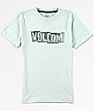 Volcom Boys Edge White T-Shirt