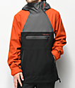 Volcom Brighton Burnt Orange 15K Snowboard Jacket