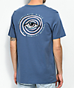 Volcom Burch Eye camiseta azul