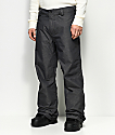 Volcom Carbon Black 10K Snowboard Pants