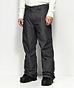 Volcom Carbon Black 10K Snowboard Pants