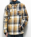 Volcom Creedle2Stone Khaki 10K Snowboard Jacket