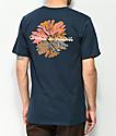 Volcom Delusion Navy T-Shirt