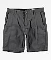 Volcom Frickin Drifter shorts chinos grises