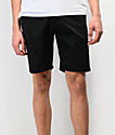 Volcom Frickin Drifter shorts chinos negros