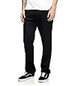Volcom Frickin Modern Black Stretch Chino Pants