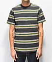 Volcom Idle Crew Ash Knit T-Shirt