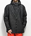 Volcom Prospect Black On Black 10K chaqueta de snowboard