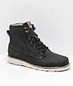 Volcom Smithington II Black Vibram Boots